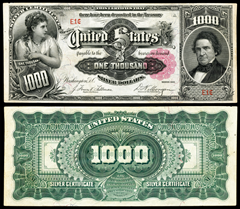 It looks like funny money but this is a real United States Silver Certificate