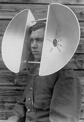 Funny hearing aid