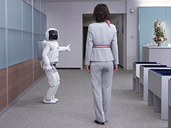 Honda hopes that one day ASIMO can help assist humans and make life better for us